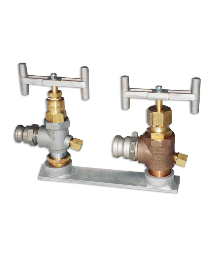 Water Angle Valves