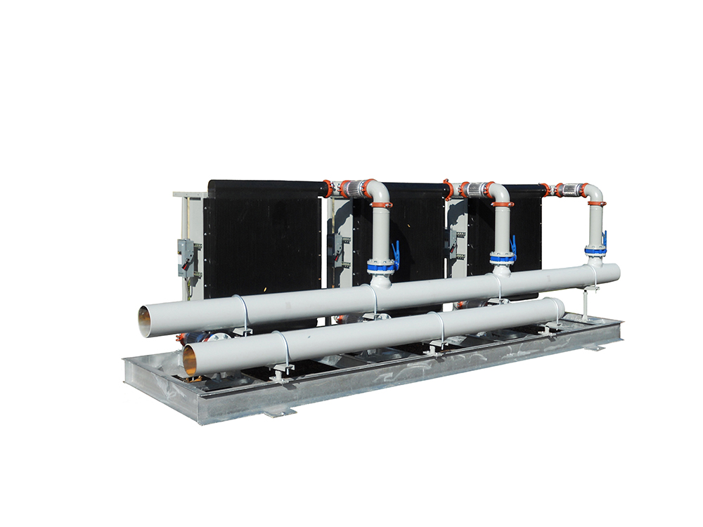 Compressed Air Aftercooling Systems