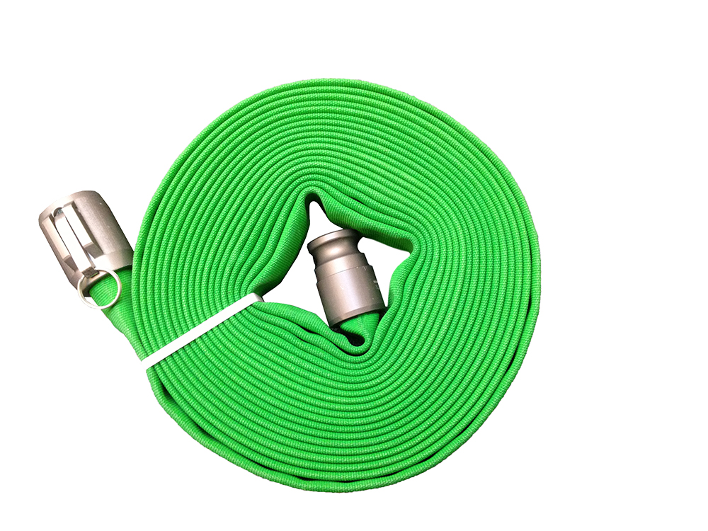 Soft, Lay-Flat Hose